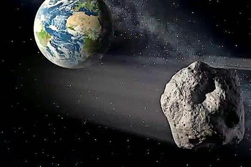 A fast moving 'Potentially Hazardous' asteroid passed by ...