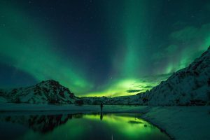 ERG Saatellite Explains The Origin Of Northern Lights