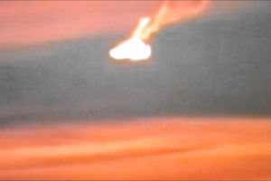 Peru stunned on a Fireball UFO sighting, yet another sign of Aliens' existence