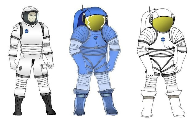 NASA's new spacesuit aboard Orion spacecraft will have built-in tiolet