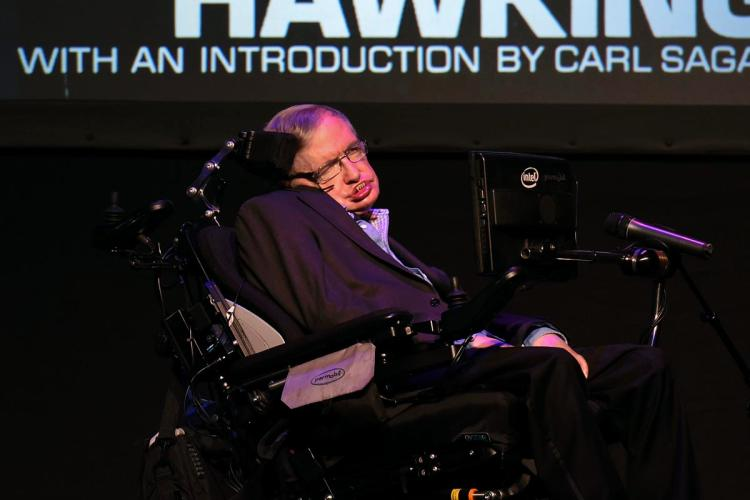 Physicist Stephen Hawking dies at the age of 76 in Cambridge