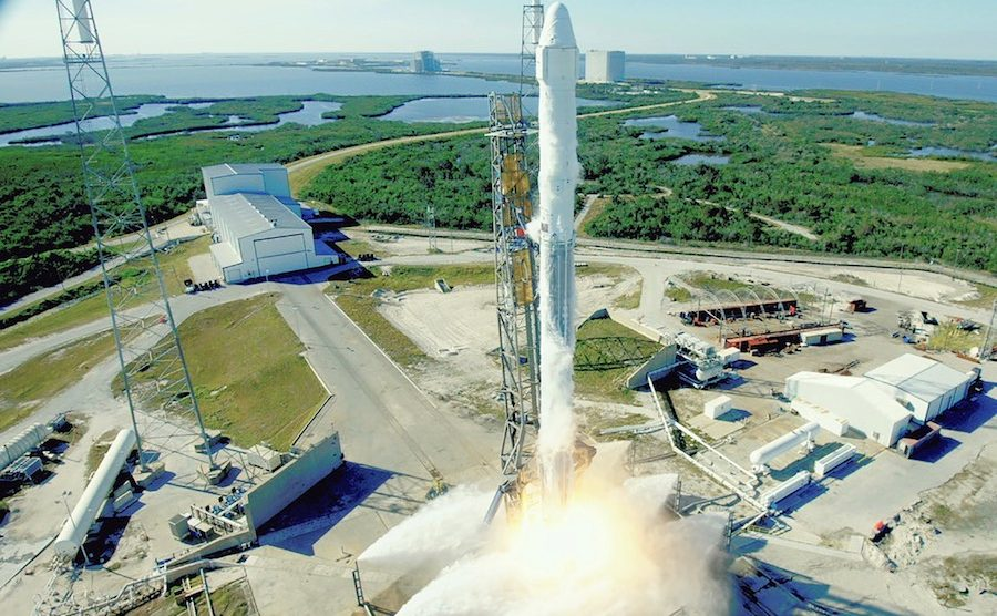 SpaceX has two launches this weekend