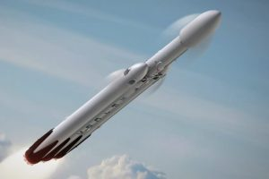 Falcon 9 launch last year dug a 559-mile hole in the Ionosphere plasma