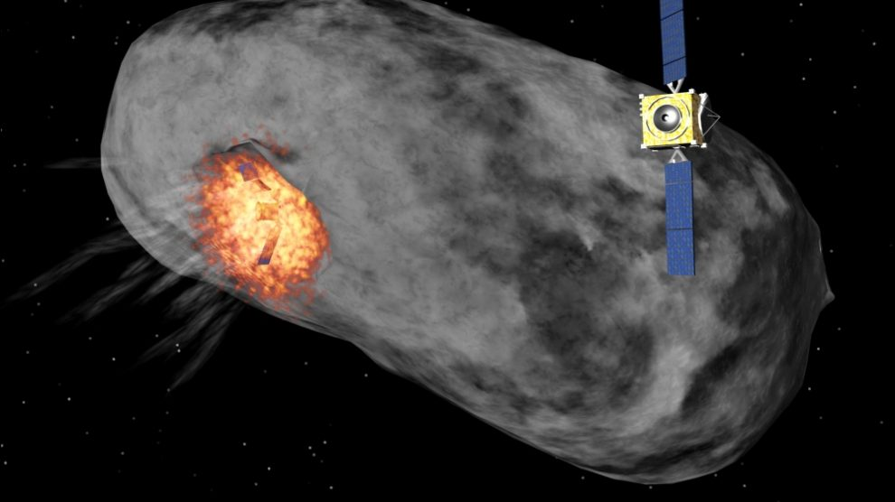 NASA is preparing to nuke asteroids to prevent collission in next 100 years