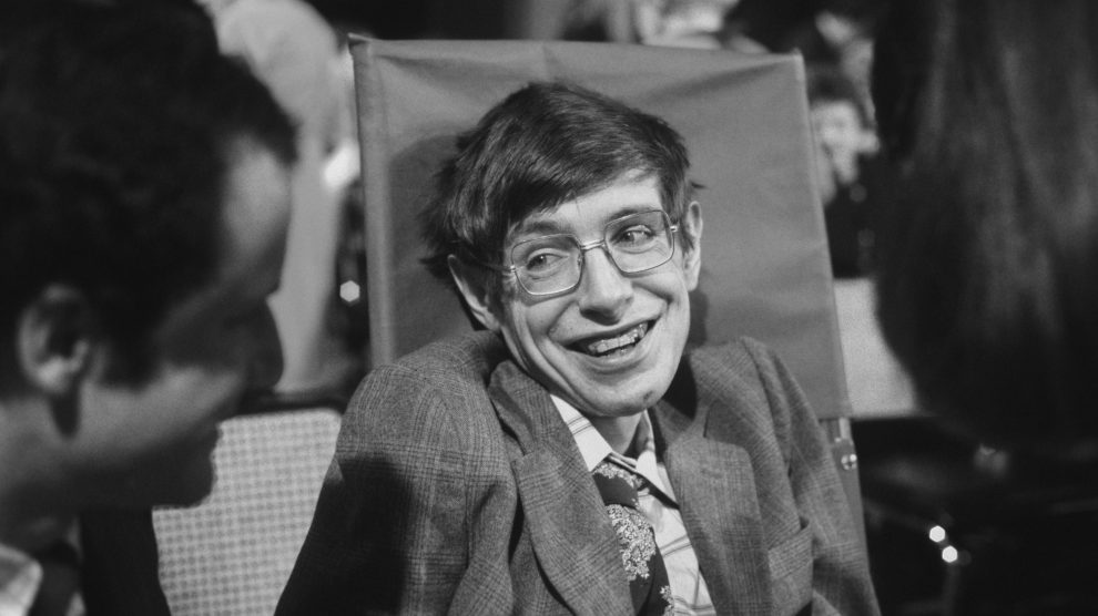 Stephen Hawking's funeral on March 31 will be a private ceremony