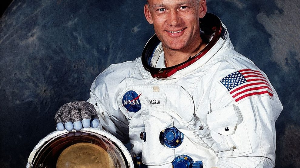 Did astronaut Buzz Aldrin see UFOs during his Apollo 11 mission?