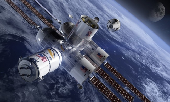 Orion Span to launch luxury space hotel Aurora Station by 2022 at $9.5 million per passenger