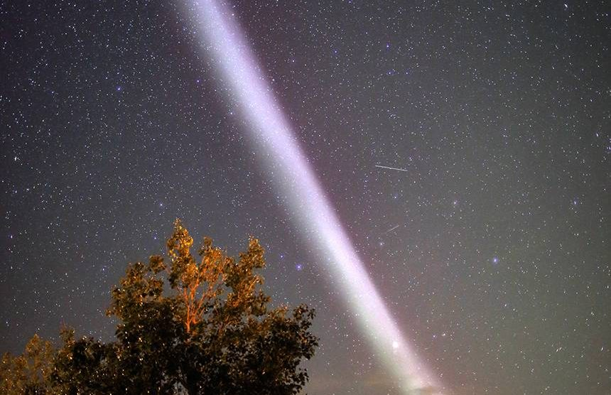 Introducing 'Steve', a newly discovered northern lights