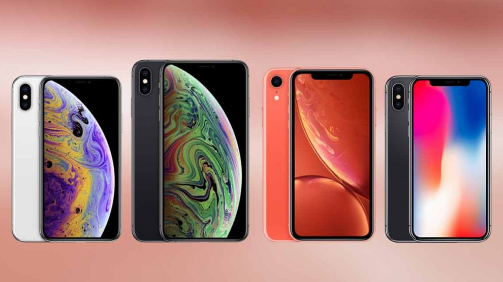 TENAA reveals battery capacities for iPhone XS, iPhone XS Max, and iPhone XR