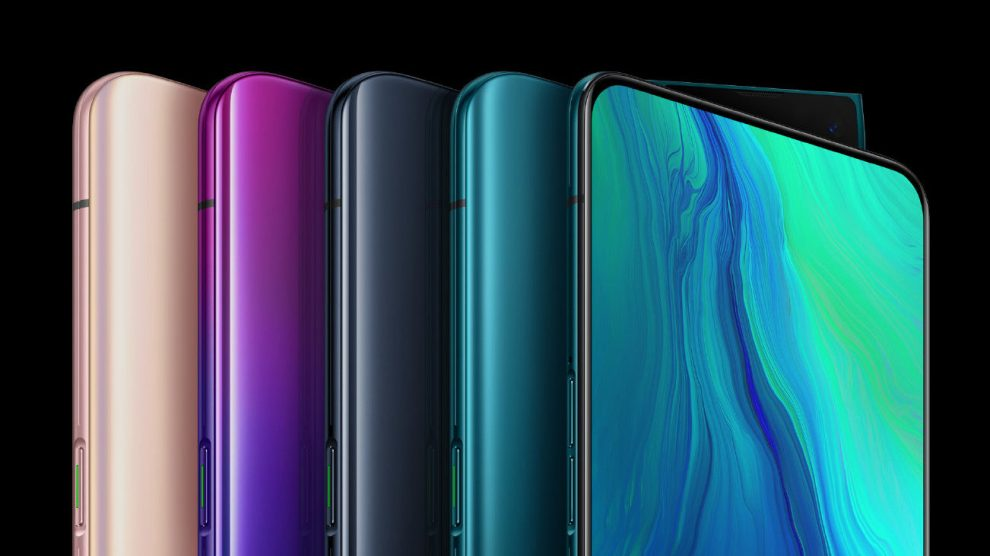 Oppo unviels Reno with 10x zoom, Snapdragon 855 & 5G