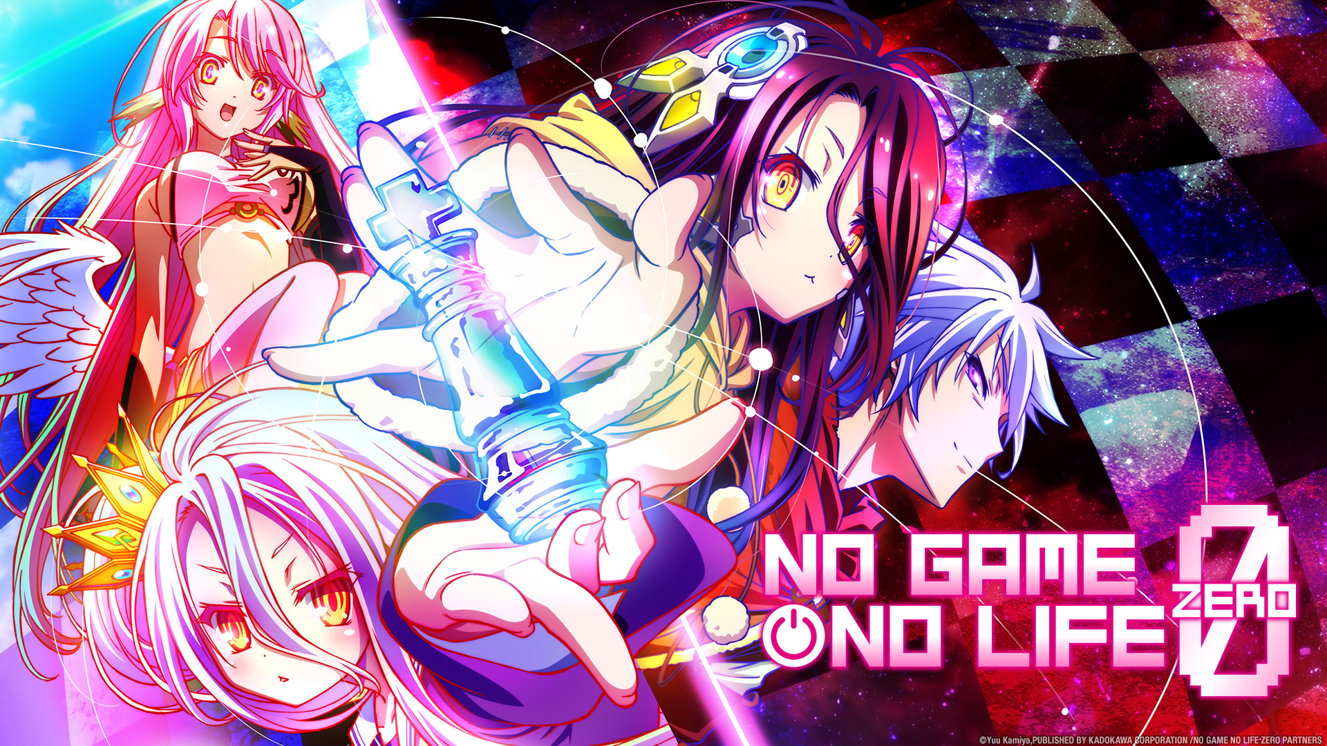 No Game No Life Fanservice Review Film Anime