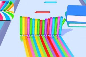 Pencil Rush 3D Mod apk