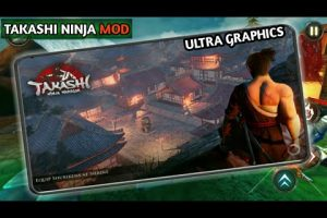 Takashi ninja Warrior apk
