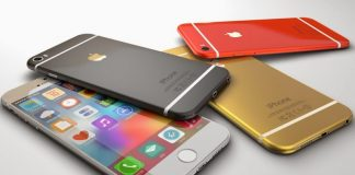 Watchout for three new iPhone models this fall in gold, new grey, and other colors