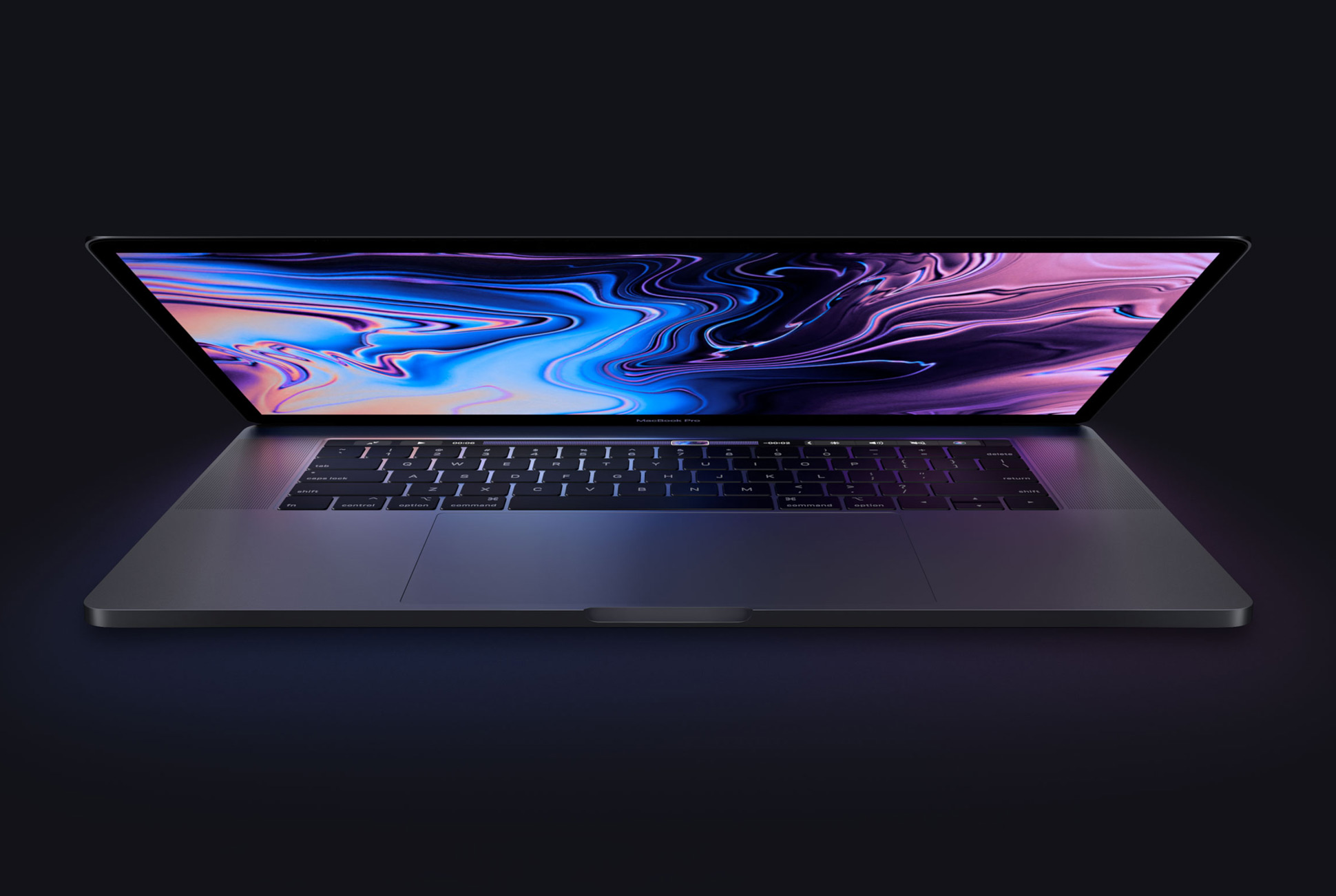 Apple launched new MacBook Pro models with Touch Bar, new RAM, eighth-gen CPU and True Tone Screen