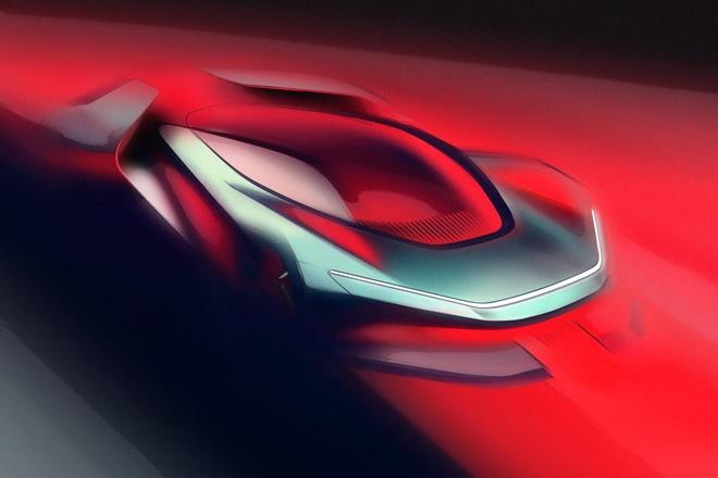 Pininfarina teaches its premium EV 'PFO' at $2 million