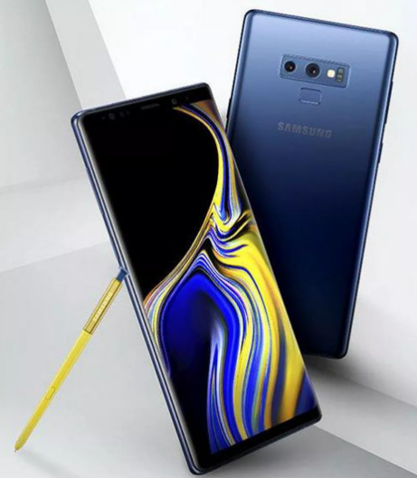 This is the first-ever legit photo of Galaxy Note 9