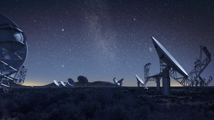 MeerKAT, world's largest radio telescope will capture 50 times sensitive image than Hubble