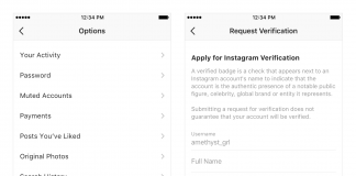 Here's how you can get blue verified badge on Instagram