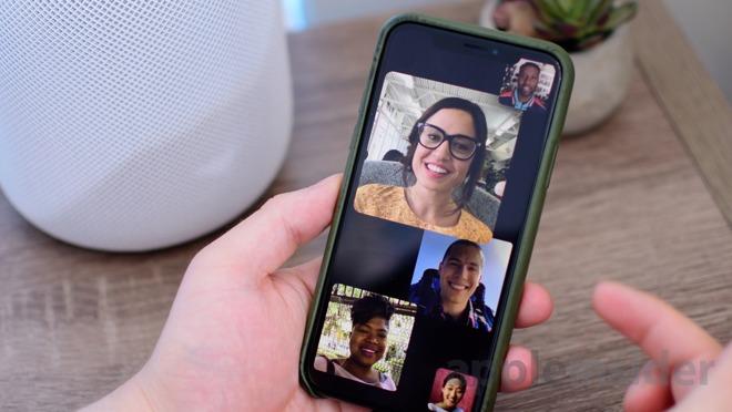 Group FaceTime will be rolled out few months after iOS 12 official release this September