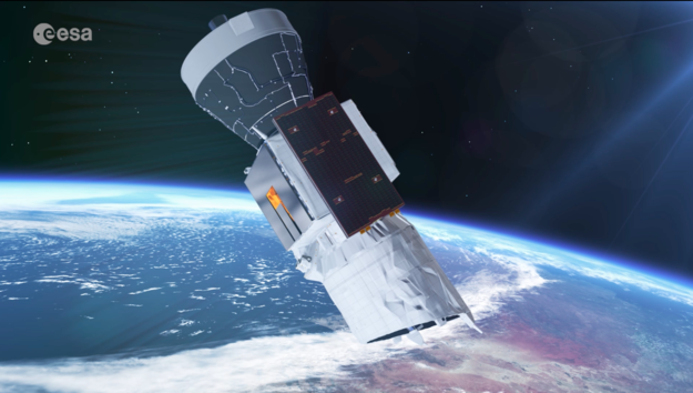 ESA launched Aeolus, a giant satellite that will map wind patterns on a global scale