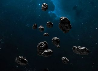 A pyramid-sized asteroid will zip past the Earth on Wednesday