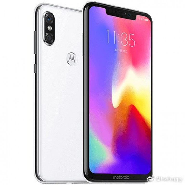 Motorola Moto P30 or more like ripped off iPhone X to release tomorrow in China