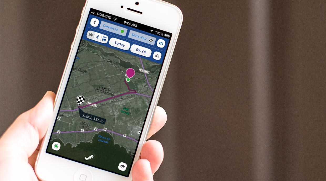 Review: HERE WeGo Maps from Nokia (Alternative to Google Maps)