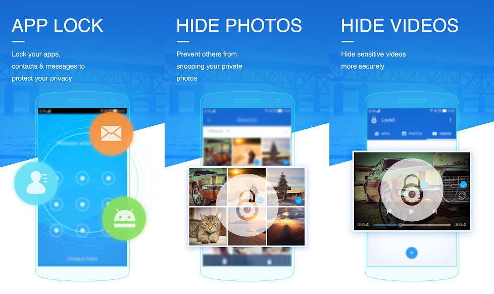 Review: LOCKit, a light-weight photo and video hiding app