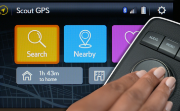Review: Scout GPS Link - Powerful but not a handy alternative to Google Maps