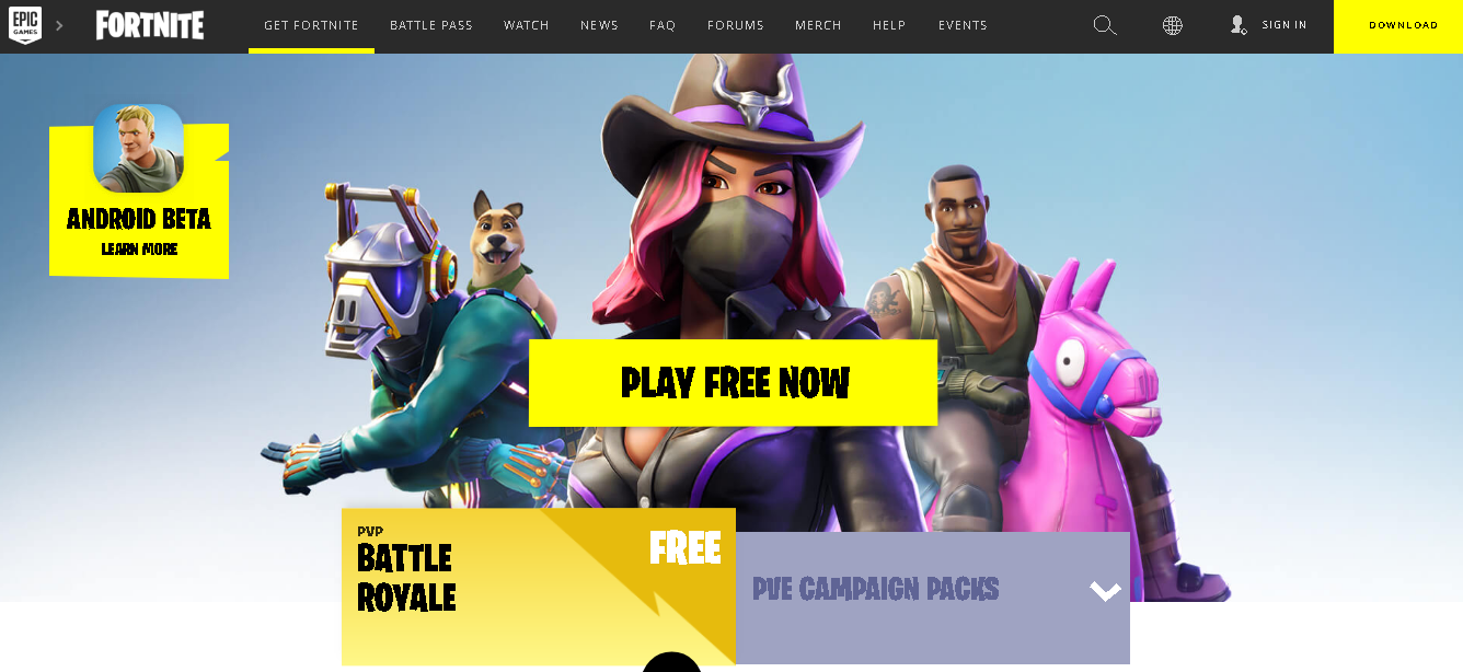 Fortnite is finally available on Android, Download it now!