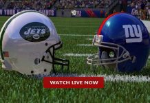 Giants vs Jets Reddit Stream