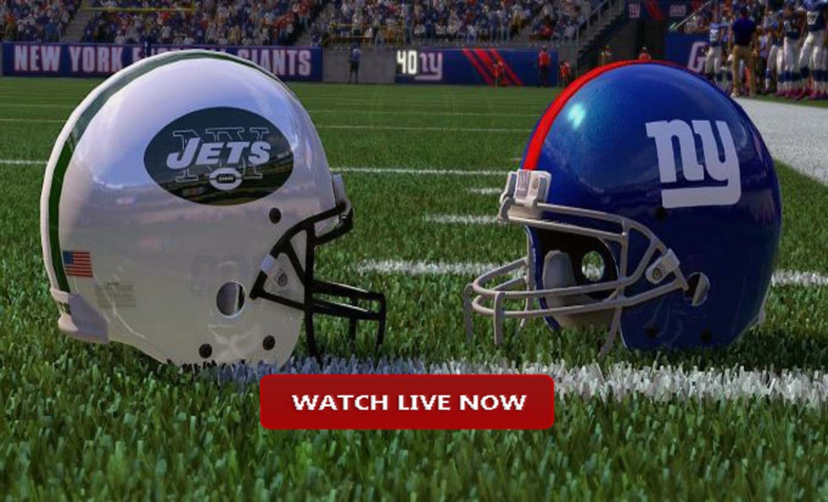 Giants vs Jets Reddit Stream