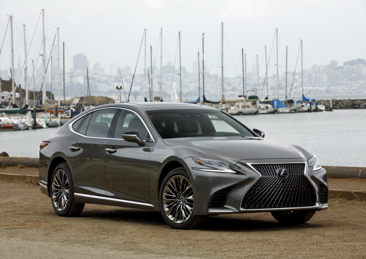 lexus ls may once again get a v8 engine