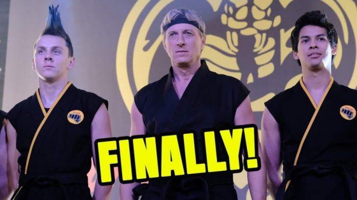 What is the Cobra Kai Season 3 release date on Netflix?