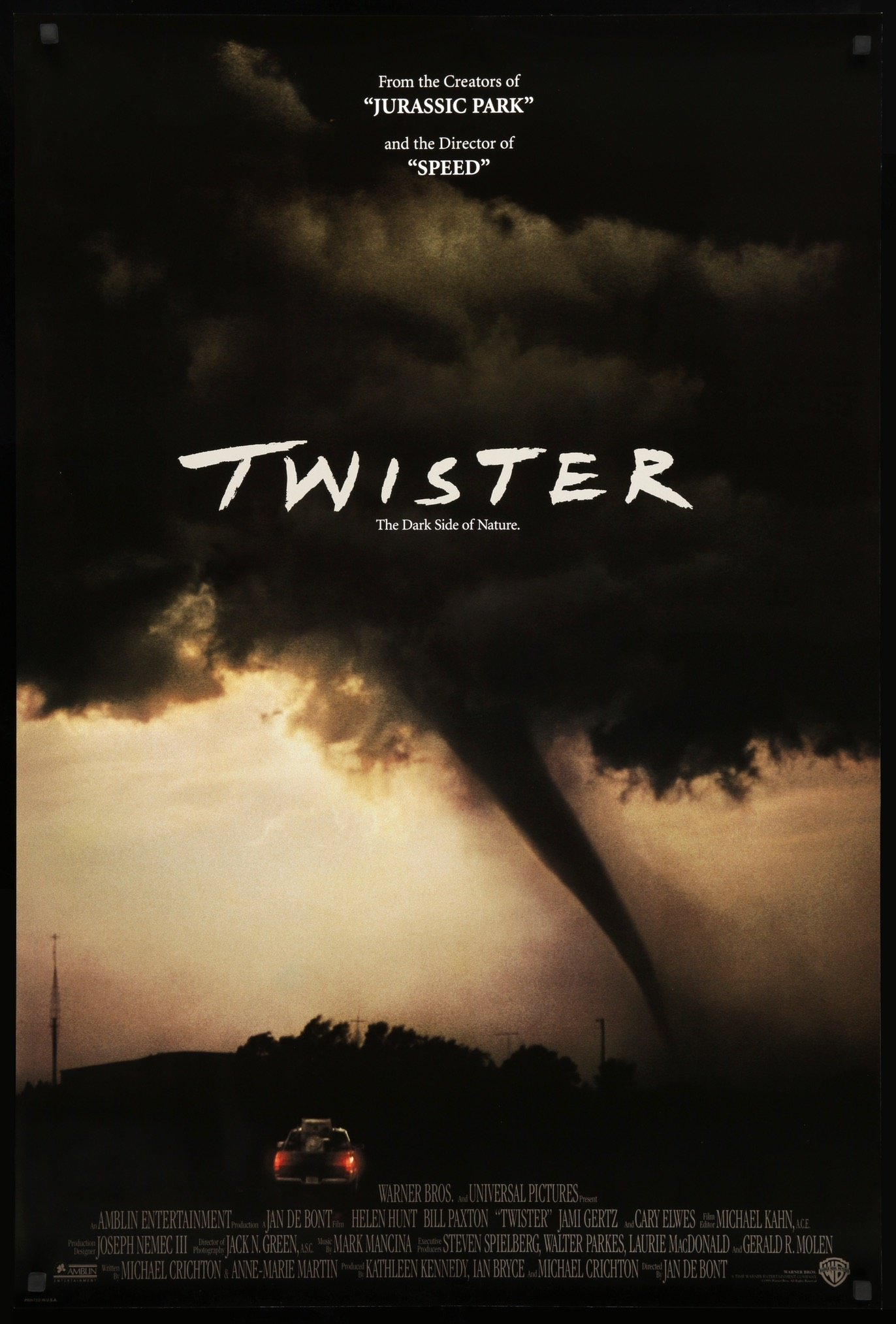 Everything About Twister A 1996 Film
