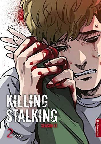 Anime killing stalking Killing Stalking