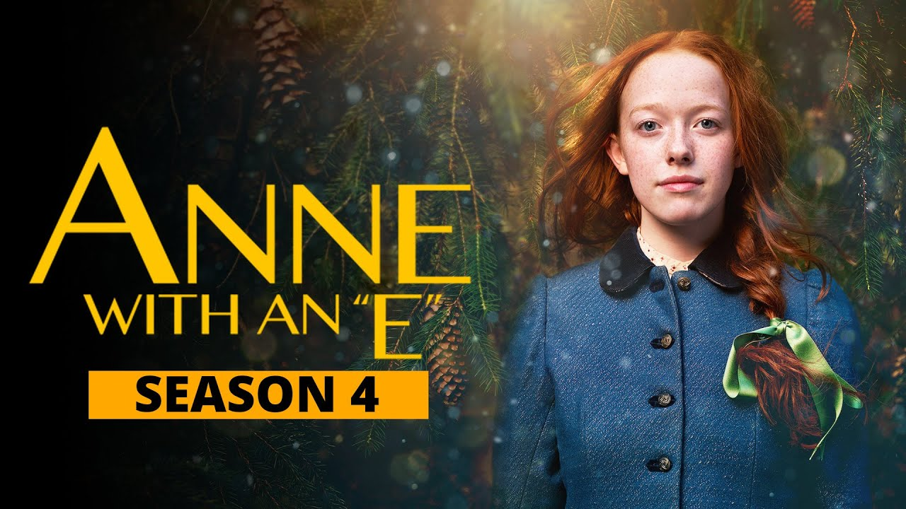 Anne with an E Season 4's Poster