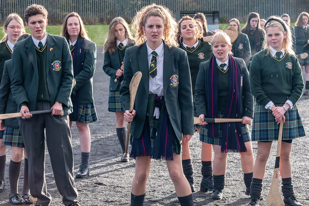 Derry Girls Season 3 - Series is back with another season
