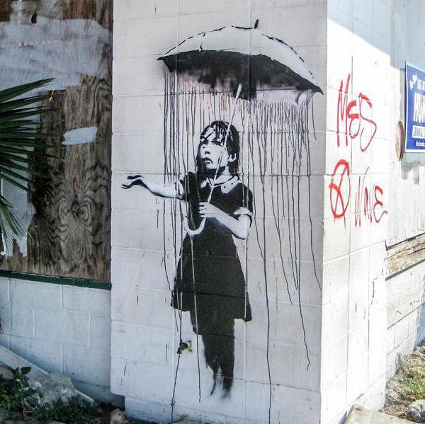 Banksy the street artist: How much does he earn with his ...