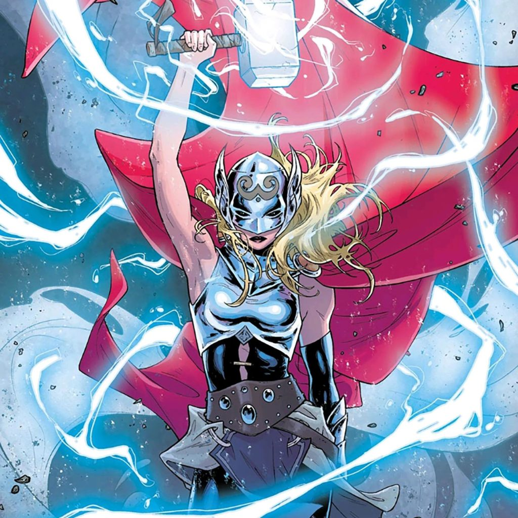 mighty thor comic