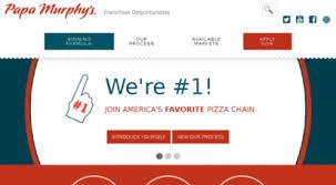 papa murphy's franchise