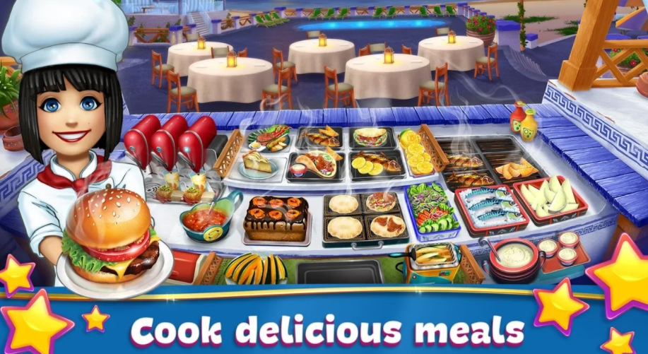 Cooking Fever Mod Apk 11.1.0 Free for Android, Download Now