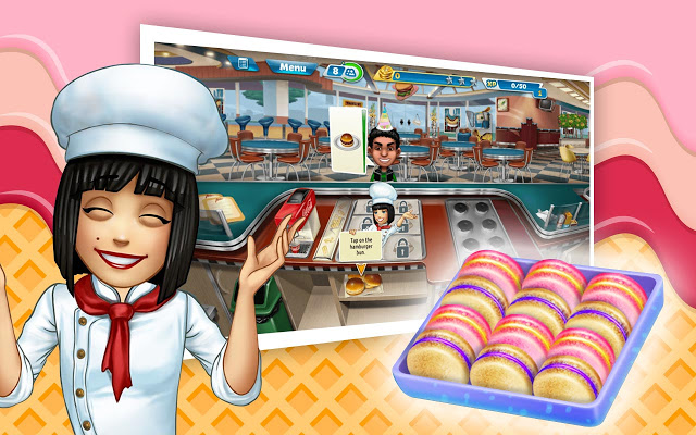 Cooking Fever Mod Apk: Gameplay, Unlimited Coins and Free Download