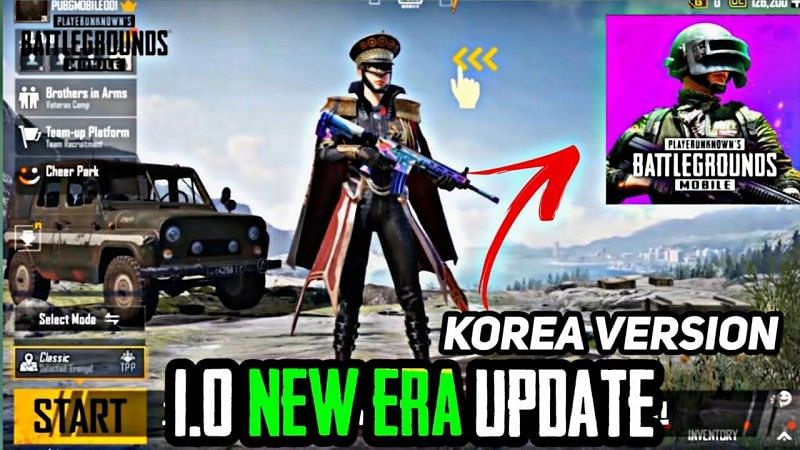 PUBG Mobile KR Apk: Everything you need to know