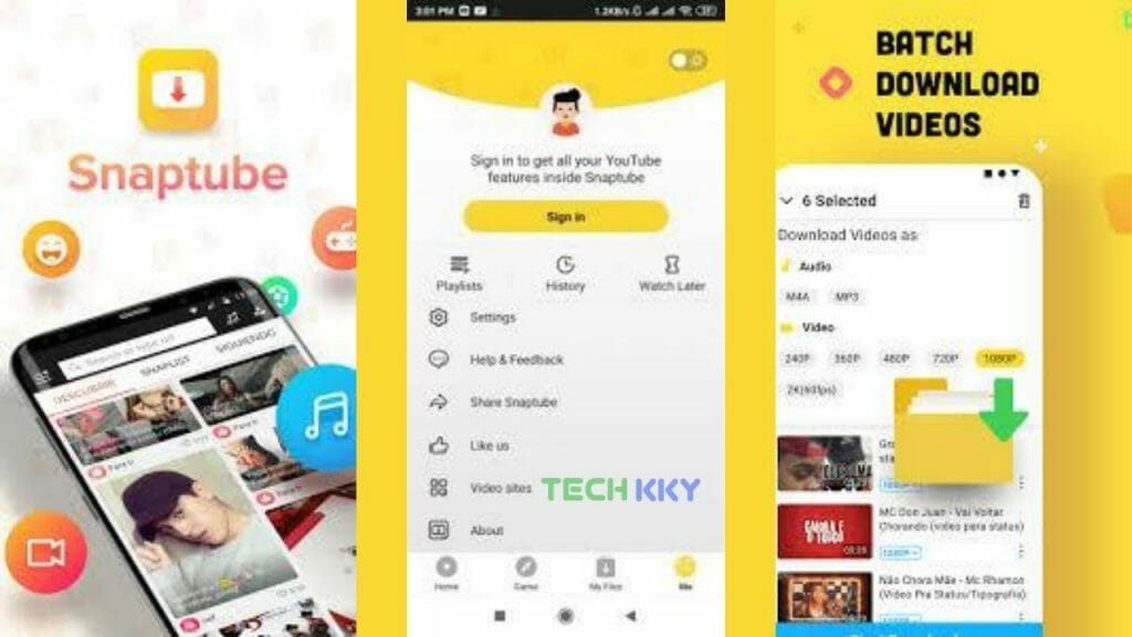 Snaptube Mod Apk: How to Download Virus Free New Version