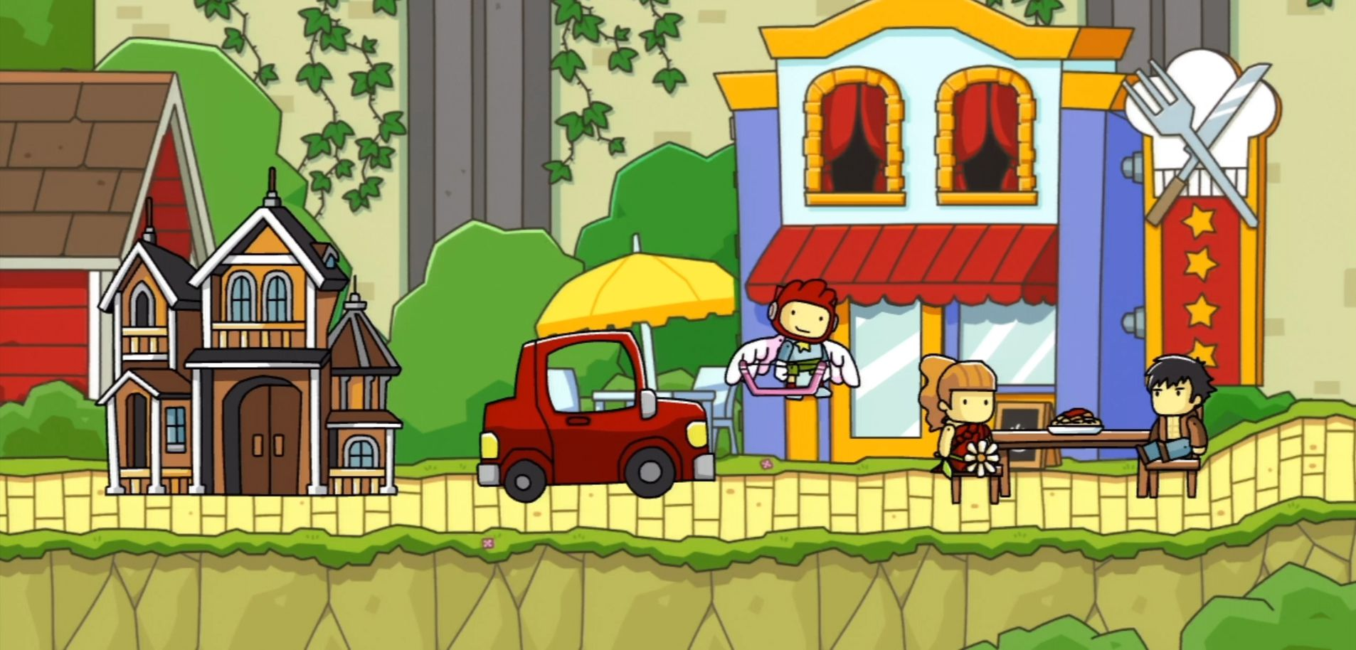 Scribblenauts Unlimited: Everything you need to know about it is