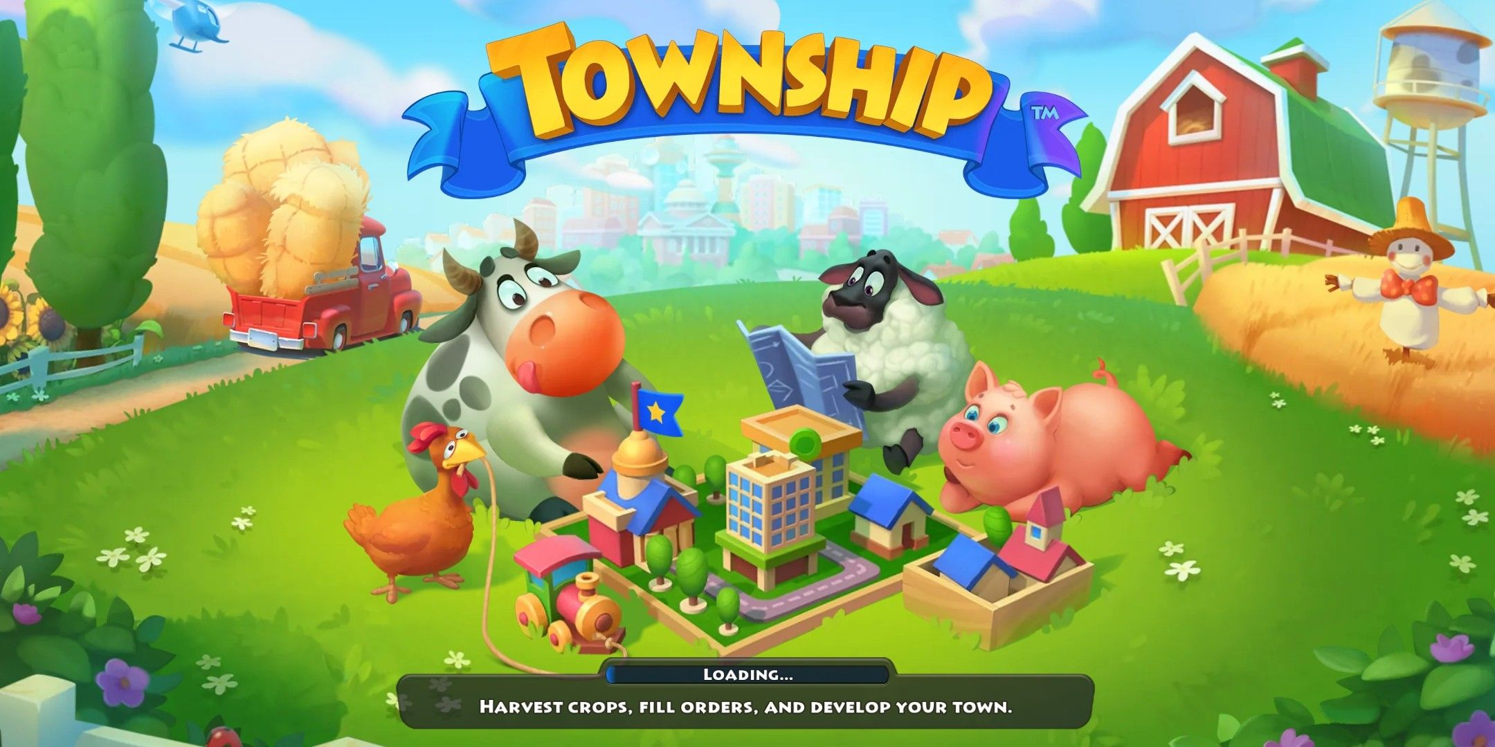 Township Mod Apk : How is the User Interface and Gameplay?